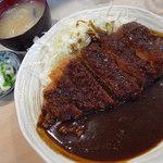 ふくよし - カツカレー(850円)