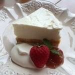 イージータイム - チーズケーキ★500円