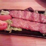 366491 - クビデ(牛肉のキャバブ)