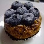 ケーキ館 三銃士 - ブルーベリータルト