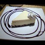 KOOP CAFE - クリームチーズケーキ