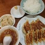 亀戸餃子  大島店 -