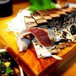 三河鮨 - 鰹のたたき