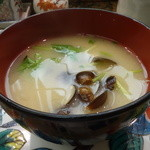 おらんく家 - ☆しじみのお味噌汁☆