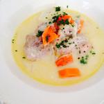 リロンデル - 鶏もも肉のクリーム煮込み