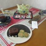 WILL cafe - 焼き菓子