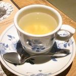 鎌倉パスタ - ホット柚子茶☆♪