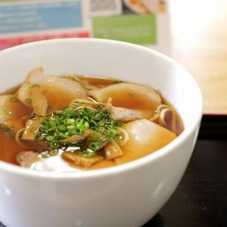 マルナカ - 料理写真:チャーシュー麺