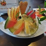 フルーツファーム果楽土 shop&cafe