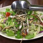 明石の魚処 さかづき - サラダ