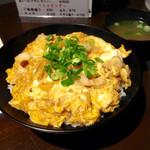 36607049 - ホルモン玉子丼