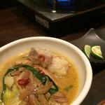 博多金鯖 - もつ鍋