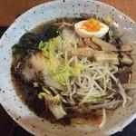 36607529 - 醤油野菜ラーメン(850円)
