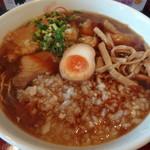 36607545 - うららワンタン麺(Aランチ・1,080円、ラーメン単品・810円)、叉焼はオプション