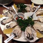 オイスターハウス静岡 - 生牡蠣12P