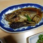 おおはし - 煮魚定食:1,260円