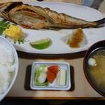 おおはし - 焼魚定食:1,260円