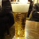 地中海 - 生ビール