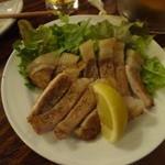 地中海 - 国産ぶたのステーキ