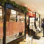 銀座洋食 三笠會館 - お店は池袋パルコ7階にあります