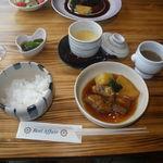 リール アフェアー - 和食セットで豚の角煮