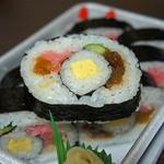 鮨智 - 太巻き