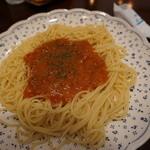 シャレード - 料理写真:ミートソース