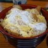 一番 - 料理写真:カツ丼アップ