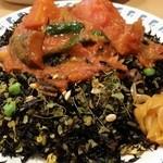 カレーレストラン シバ - 野菜カレーかけ