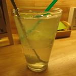 TODDYS - ライチ+ソーダの酢ジュース