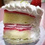 グランシーバ - 料理写真:ショートケーキ