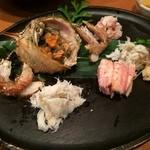 36616571 - 石川県産毛蟹