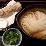 瀬戸内製麺710 - 特選素材のひやかけ&ちく天(H27.4.5)