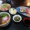 清助寿し - 料理写真:寿司定食900円。茶碗蒸し付