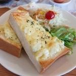 シャトン - マッシュポテトとチーズのセット