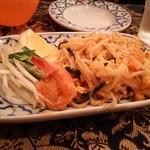タイ国料理店 イサラ - パッタイ