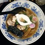 カラ カラ - 料理写真:【醤油らーめん】¥600