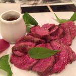 son-ju-cue - カンガルー肉のロースト
