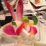 son-ju-cue - 季節野菜のバーニャカウダ