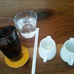 ペストリーショップ - アイスコーヒー700円
