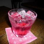 3662336 - 赤い梅酒