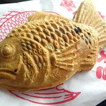 宮田のたいやき - 天然たい焼き一匹:130円