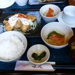 咲倉 - ランチ(チキン南蛮)