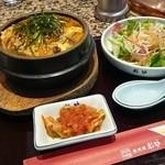 焼肉館彩炉 - 料理写真:カルビクッパ定食