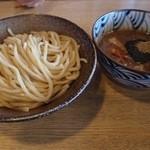 つけ麺 ジンベエ - 濃厚魚介豚骨つけ麺(750円)