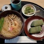 三輪山本 お食事処 - 古都セット