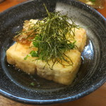 ひら川 - 揚げ出し豆腐