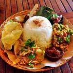cafe Bali Campur - ナシチャンプル