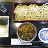 日本そば 南都川 - 料理写真:鴨せいろ