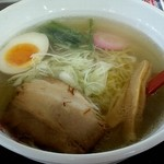 武蔵坊 弁慶 - 塩ラーメン